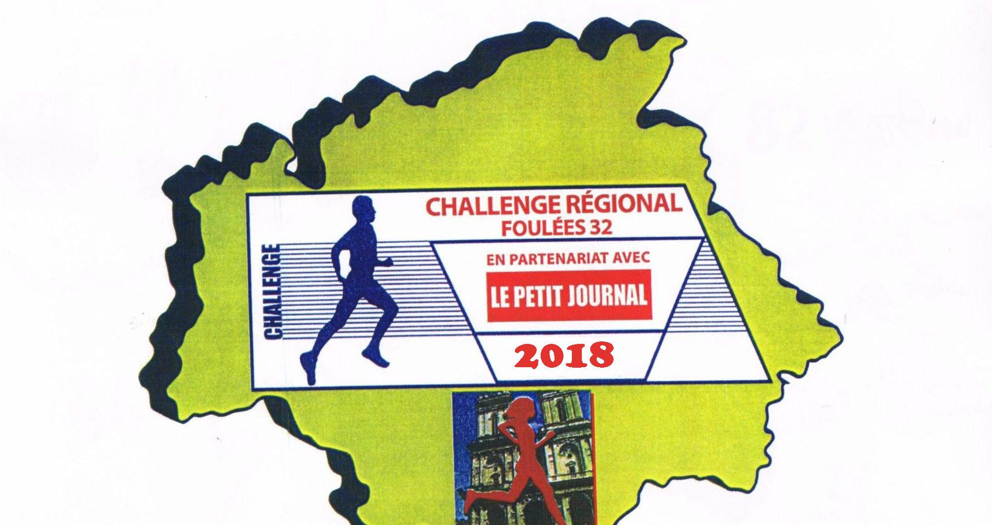Challenge Foulées 32